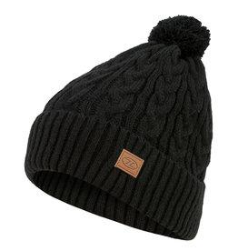 Highlander Beira Lined Bobble Hat Black