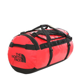 The North Face Base Camp Duffel L Red/Black