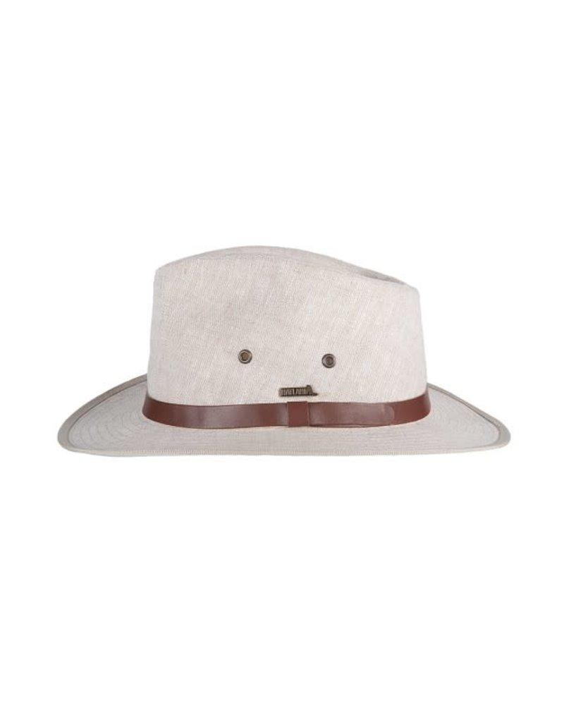 Taswell linen hat