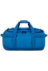 Highlander Storm Kitbag Duffel 45L Blue
