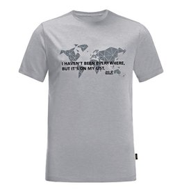 Jack Wolfskin JWP World T shirt Men