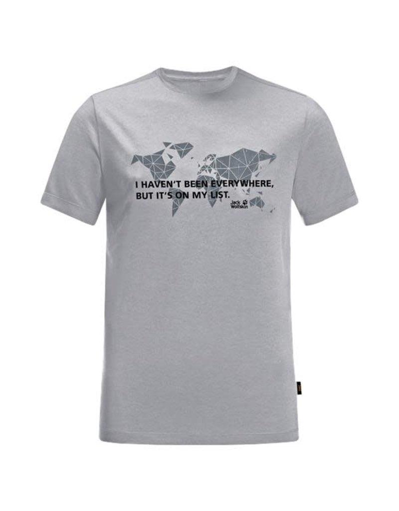 Jack Wolfskin JWP World T shirt Men