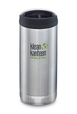 TKWide 12oz Brushed Stainless Thermos