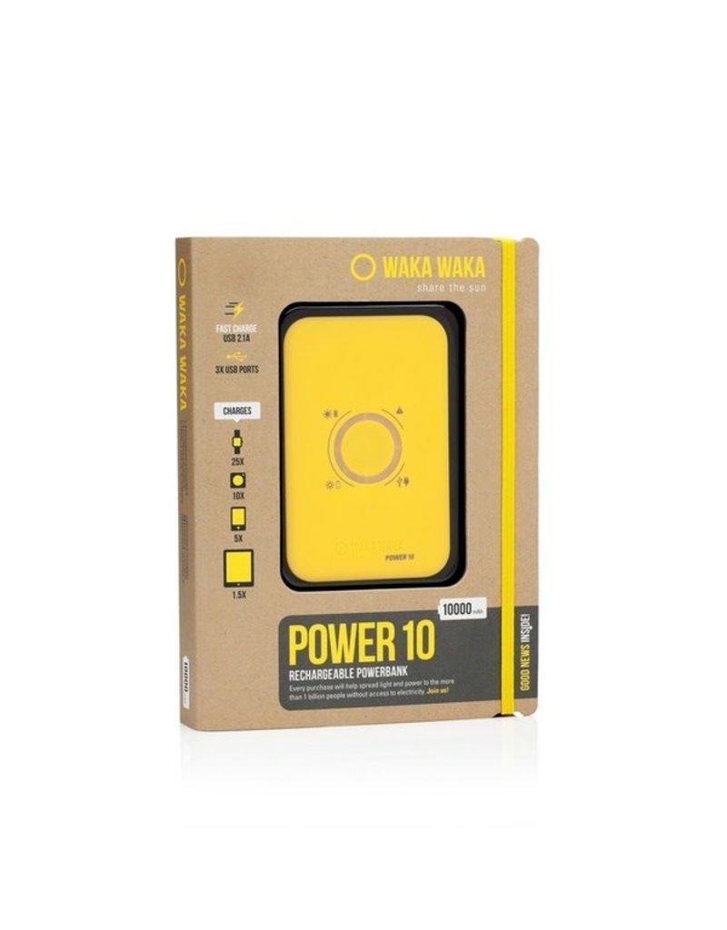 Waka Waka Power 10 Yellow