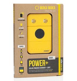 Waka Waka Power+ Yellow
