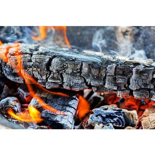 Houtskool, rookhout, briketten en pellets