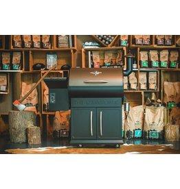 Smokey Bandit Pellet BBQ's The Lumberjack classic