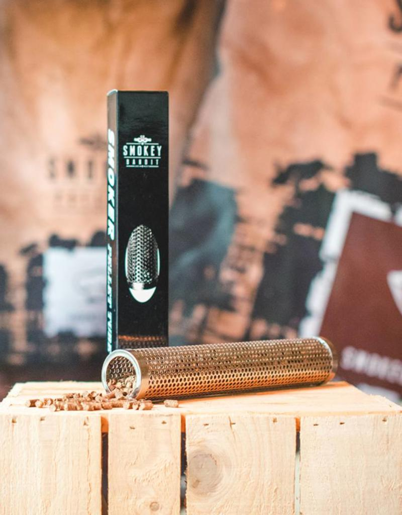 Smokey Bandit Pellet BBQ's Pellet smoker tube