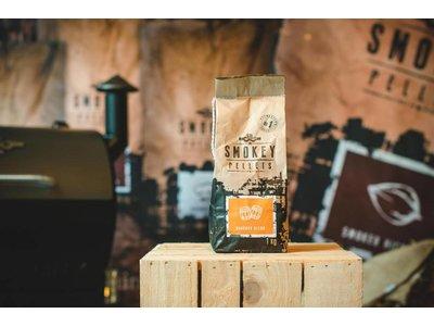 Smokey Bandit Pellet BBQ's Rookpellets Bourbon 1kg