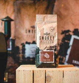 Smokey Bandit Pellet BBQ's Rookpellets Texas pecan  1kg