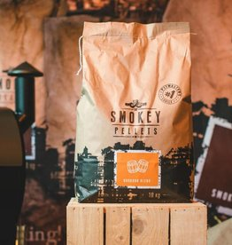 Smokey Bandit Pellet BBQ's Rookpellets pellets bourbon blend 10kg