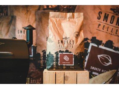 Smokey Bandit Pellet BBQ's Rookpellets pellets rancher Texas pecan 10kg