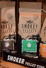 Smokey Bandit Pellet BBQ's Starter pakket & kadoverpakking + 3 x 1kg smokey pellets