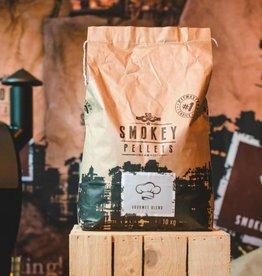 Smokey Bandit Pellet BBQ's Rookpellets pellets gourmet blend 10kg