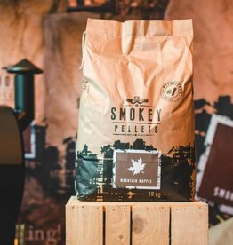 Smokey Bandit Pellet BBQ's Rookpellets pellets Maple 10kg