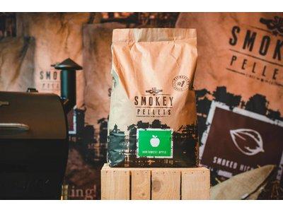 Smokey Bandit Pellet BBQ's Rookpellets Appel 10kg