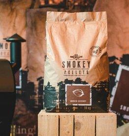 Smokey Bandit Pellet BBQ's Rookpellets hickory 10kg