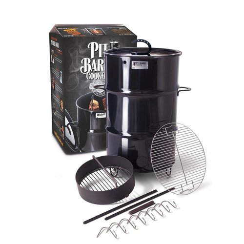 Pit Barrel Cooker Pit Barrel Cooker - backyard drum smoker