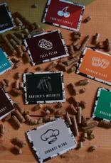 Smokey Bandit Pellet BBQ's Magnetisch pellet geheugensteuntje