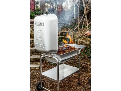 PK (Portable Kitchen) Grill PK Grill & Smoker