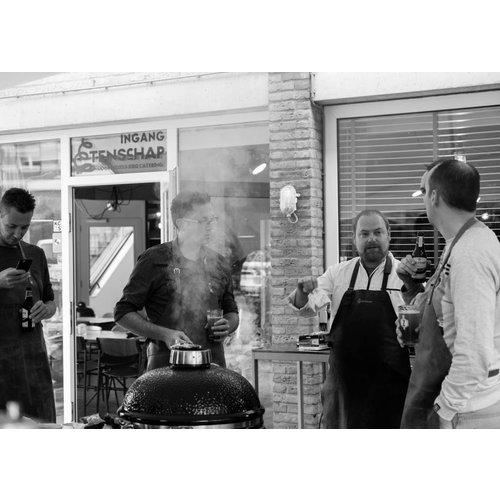 Masterclass Low & Slow + hot & fast BBQ. Leer alle ins & outs over low & slow BBQ maar dan in een korte tijd