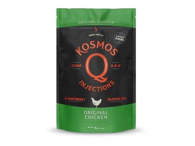 Kosmos Q - competition BBQ goods Kosmos Q Original Chicken Injection