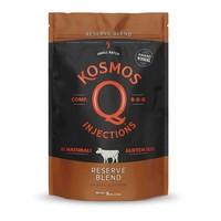 Kosmos Q Reserve blend brisket injection