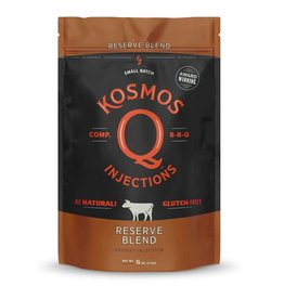 Kosmos Q - competition BBQ goods Kosmos Q Reserve blend brisket injection
