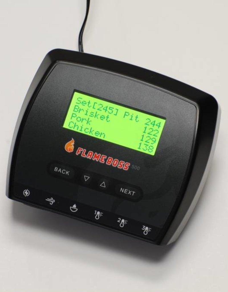 Flame Boss NIEUW! Flame Boss 500 Wifi BBQ temperatuur controller kit - Copy