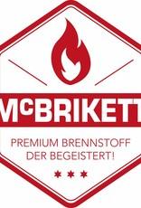 McBrikett Mc Brikett - kokos briketten eivorm - 10kg