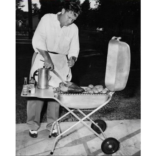 PK (Portable Kitchen) Grill PK Grills P-TX Silver, Graphite, Red