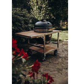 Monolith grills Buggy voor Monolith (L-46cm) incl Zijtafel