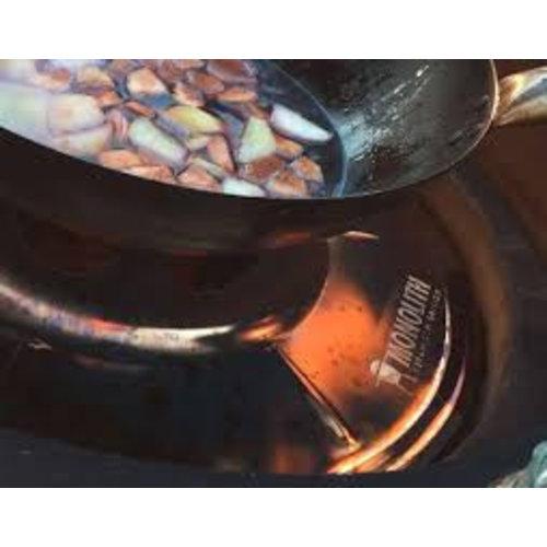 Monolith grills Monolith wok geschikt voor de Monolith wokhouder L & XL