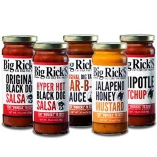 BBQ Rubs, Sauzen, injectie & meer