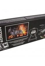 Grillin & Chillin Rookbox RVS - Grillin & chillin - Gusta