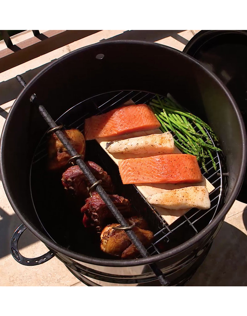 Pit Barrel Cooker Pit Barrel Cooker afklapbaar grillrooster