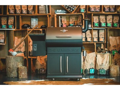 Smokey Bandit Pellet BBQ's The Lumberjack - WiFi Multicolor 2021