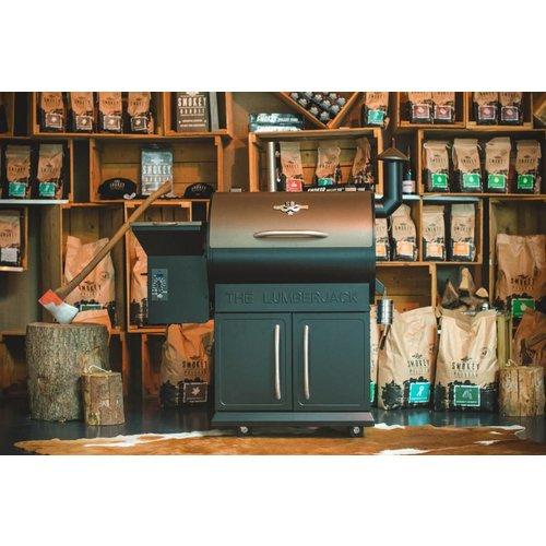 Smokey Bandit Pellet BBQ's The Lumberjack - WiFi