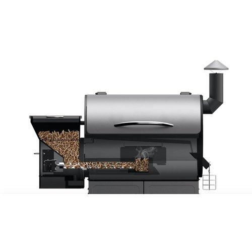 Smokey Bandit Pellet BBQ's The Lumberjack Pellet smoker & grill met WiFi module