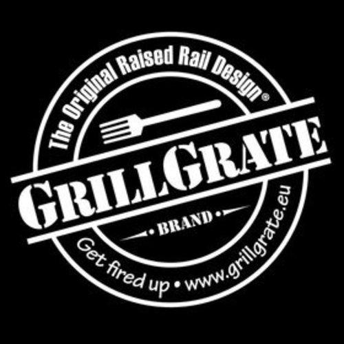 Grill Grates brand Grandhall Grill Grate voor de Large/classic kamado of kogelBBQ van 46-50 cm