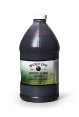 Wicked Que Wicked Que Chicken & Ribs sauce