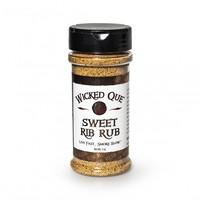 Wicked Que Sweet Rib Rub 141g
