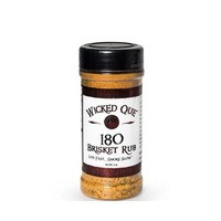 Wicked Que 180 Bisket Rub 141g