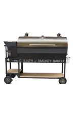 Smokey Bandit Pellet BBQ's Smokey Bandit The Goliath Pelletsmoker
