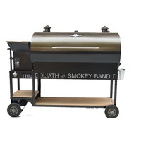Smokey Bandit The Goliath Pelletsmoker