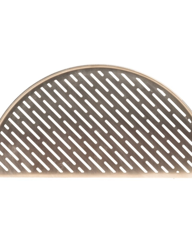 Kamado Joe Kamado Joe Half Moon SS Cooking Grate (Fish & Veg) - Classic Joe