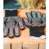 Aramide BBQ handschoenen (paar)