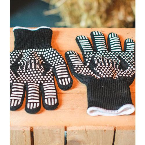 Smokey Bandit Pellet BBQ's Aramide BBQ handschoenen (paar)