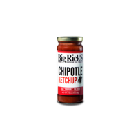 Big Ricks Chipotle Ketchup