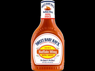 Sweet Baby Ray's Sweet baby Ray's Buffalo Wing sauce 473ml
